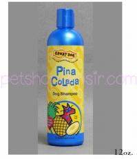 CRAZY DOG-Pina Colada Shampoo