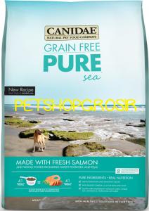 MAKANAN ANJING GRAIN FREE CANIDAE GRAIN FREE PURE SEA (FRESH