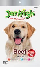 SNACK ANJING JERHIGH BEEF 70GRAM