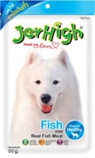 SNACK ANJING JERHIGH FISH 70GRAM