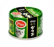 Makanan Kucing Aixia Kin-Can Dashi Jitate Skipjack Tuna in Skipjack Tuna Souce GCD-5N