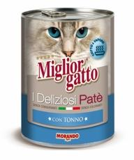 Miglior Gatto Tuna 400gr
