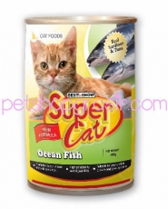 SUPER CAT OCEAN FISH 400 GR