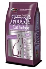 Makanan Kucing Frost Adult Indoor 1kg