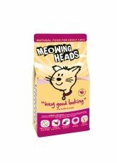 Meowing Heads Hey Good Looking (Chicken) 2kg