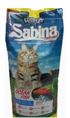 Makanan Kucing Country Sabina Cat Food 20kg