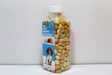 Snack Anjing Pet8 Dog Biscuits Mix Flavour 200gr