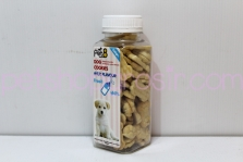 Pet8 Dog Cookies Mlik Flavour 120gr