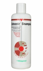 VET SOLUTION SEBOZOLE MEDICATED SHAMPOO 237ML
