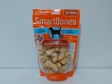Snack Anjing Smart Bones Sweet Potato 16 Mini