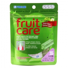Snack Anjing Forcans Fruit Care Green Apple SS 50gr