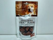 Snack Anjing Endi Chews Chicken Flavor Bones 100gr