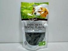 Snack Anjing Endi Chews Green Tea Flavor Bones 100gr