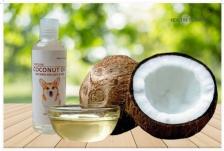 Suplemen Minyak Kelapa Anjing & Kucing Virgin Coconut Oil 250ml 100% Organic