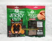 Snack Anjing / Dog Treats Wujibrand Jerky Cuts Salami 70gr