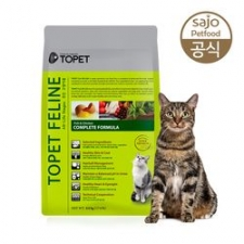 Topet Feline Cat Food Ocean Fish & Chicken 2kg