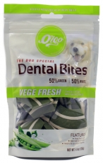 Orgo Vege Fresh Dental Bites 125gr