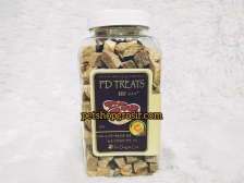 FD Treats Beef Cube for Dog & Cat 90gr