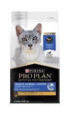 Makanan Kucing Purina Pro Plan Cat Adult Indoor Hairball Control (Chicken) 3kg