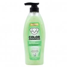 Shampoo Anjing Semua Jenis Maxima All Breeds Color Enhancer 600ml