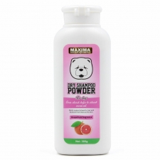 Bedak Anjing Maxima Dog Dry Powder Grapefruit Fragrance 300gr