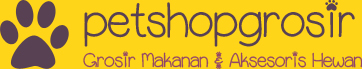 Logo Pet Shop Grosir