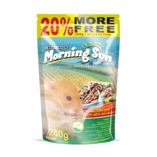 MH01-004. Morning Sun Hamster Food 240gr